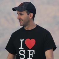 Un (bien beau) californien typique de SF